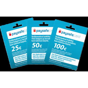 Paysafecard 10€