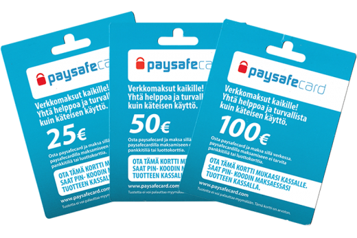 Paysafecards